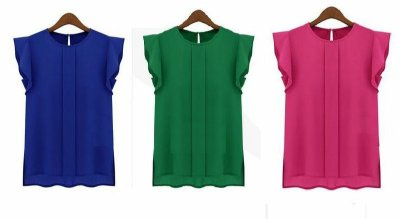 Blusa Lisa - 6 cores