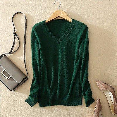 Suéter Basic - 7 cores
