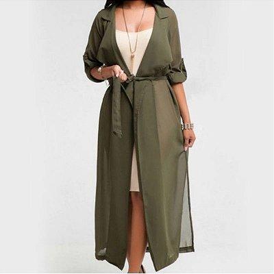 Kimono Chiffon - 3 cores