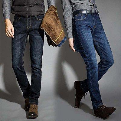 Calça Jeans Inverno - 2 cores
