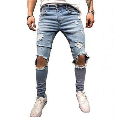 Calça Jeans Destroyed - 3 cores