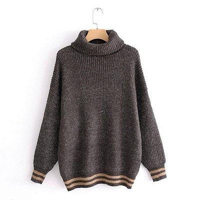 Suéter Oversize - 3 cores