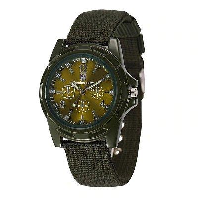 Relógio Militar GEMIUS ARMY - 3 cores