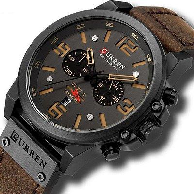 Relógio Chronograph CURREN - 6 cores