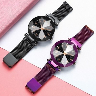 Relógio Dimension - 5 cores