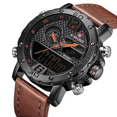 Relógio Fashion Men NAVIFORCE - 5 cores