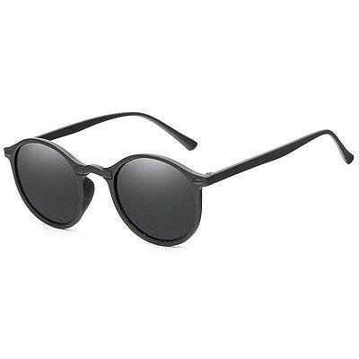 Óculos de Sol Masculino Redondo - 4 cores