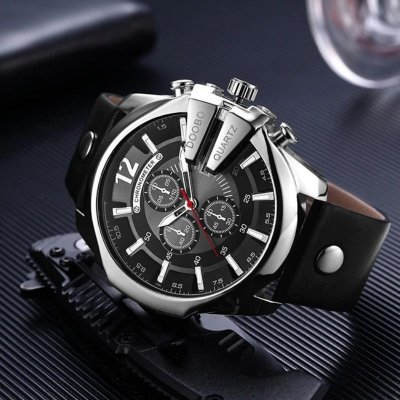 Relógio Masculino DOOBO - 3 cores