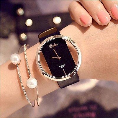Relógio Vazado - 4 cores