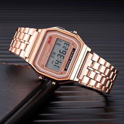 Relógio Vintage - 4 cores