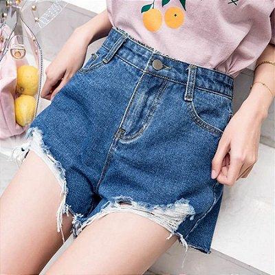 Short Jeans Destroyed - 2 cores
