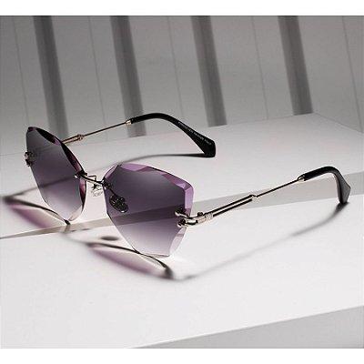 Óculos de Sol Geométrico - 5 cores