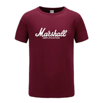 T-shirt Marshall - 8 cores