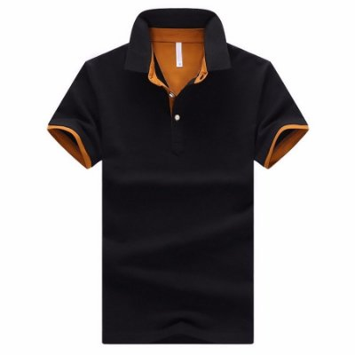 Camiseta Polo Lisa - 8 cores