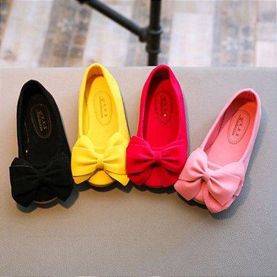 Sapatilha Lacinho - 4 cores