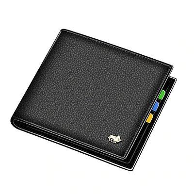 Carteira Luxo - 3 cores
