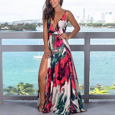 Vestido Fluido - 3 cores