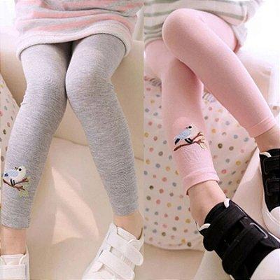 Legging Passarinho - 6 cores