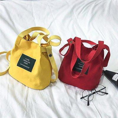 Bolsa Saco Mini - 6 cores
