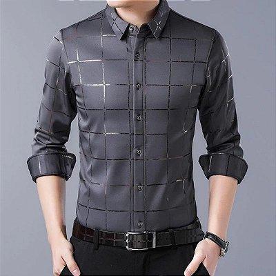 Camisa Quadriculada Shine - 5 cores