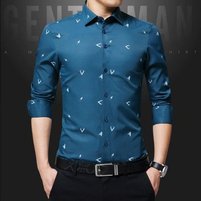 Camisa Triangle - 5 cores