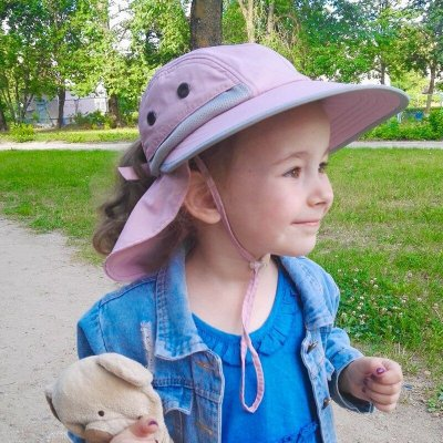 Chapéu Kids Verão - 4 cores