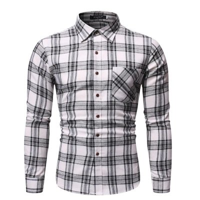 Camisa Estampa Xadrez - 2 cores