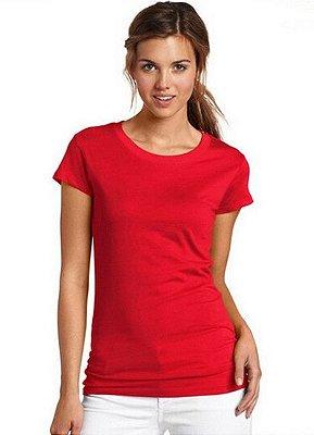 T-shirt Básica - 8 cores