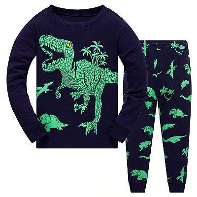 Pijama Tiranossauro