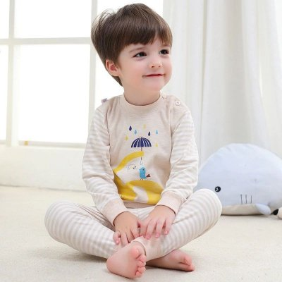 Pijama Baby Boy - 4 cores