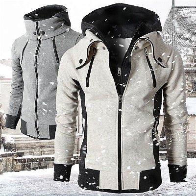 Casaco Snow com Capuz - 3 cores