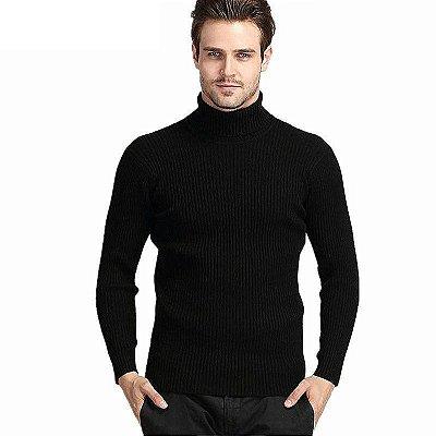Suéter Canelado - 5 cores