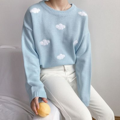Suéter Nuvens - 3 cores
