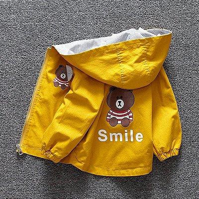 Jaqueta Smile - 2 cores