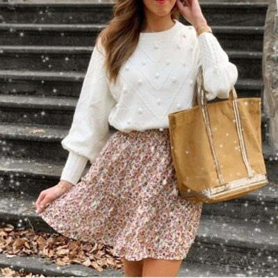Suéter Pom-pom - 3 cores