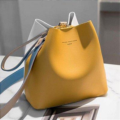 Bolsa Saco Boutique - 6 cores