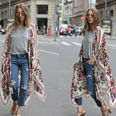 Kimono Boho Floral