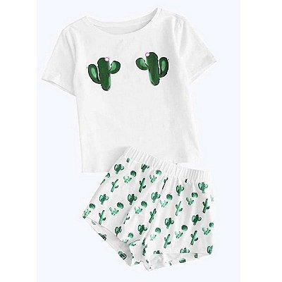 Pijama Cactus