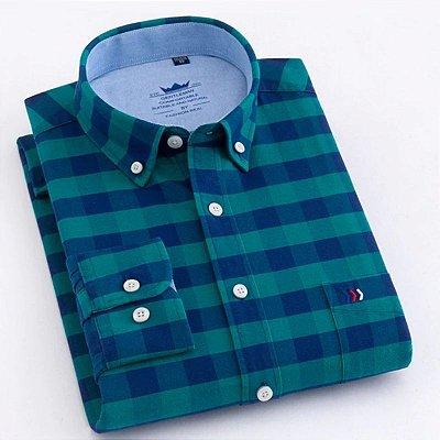 Camisa Masculina Flanela - 2 cores