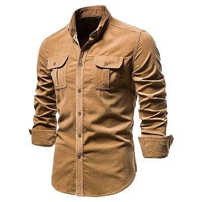 Camisa Velvet Slim - 6 cores