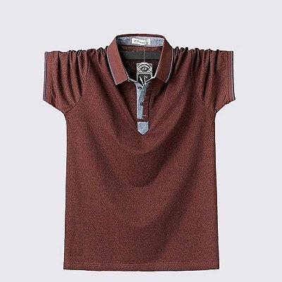 Camiseta Polo Ruídos - 5 cores