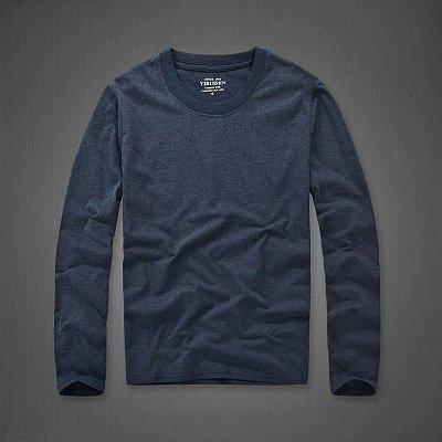 Camiseta Basic Manga Longa - 7 cores