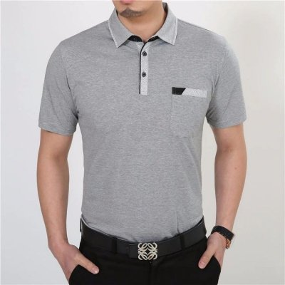 Camiseta Polo Cotton - 2 cores