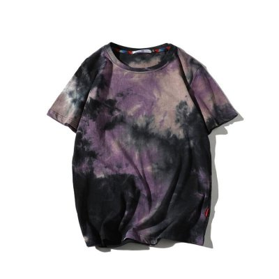 Camiseta Masculina Tie Dye - 6 cores