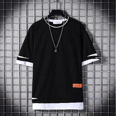Camiseta Hip Hop - 2 cores