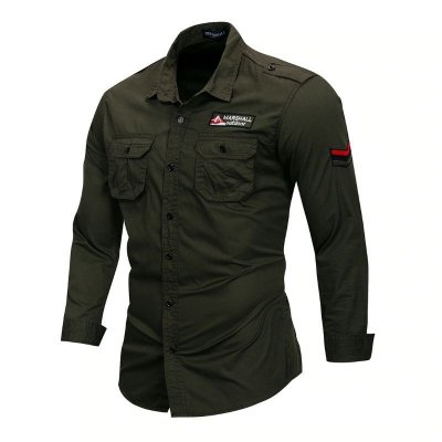 Camisa Military - 3 cores