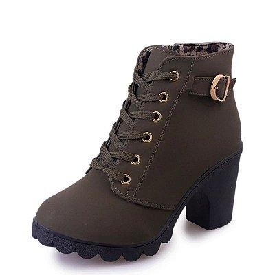 Coturno High Heels - 4 cores