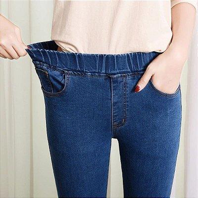 Calça Legging Denim Style - 3 cores