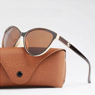 Óculos de Sol Feminino Luxury - 4 cores