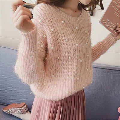 Suéter Pelinhos Pearl - 5 cores